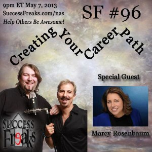 SF-0096 - 2013.05.07 - Creating Your Career Path - Marcy Rosenbaum - ALBUM ART
