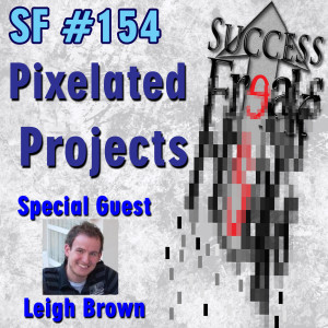 SF #154 - Pixilated Projects