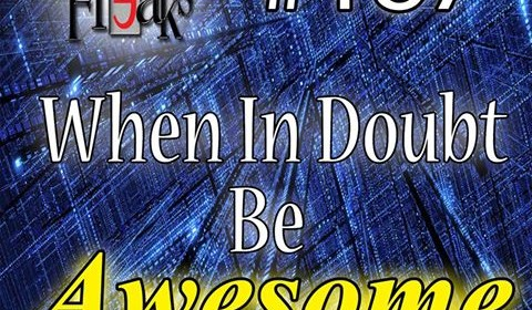 SF #187 - When In Doubt Be Awesome - ALBUM ART-b