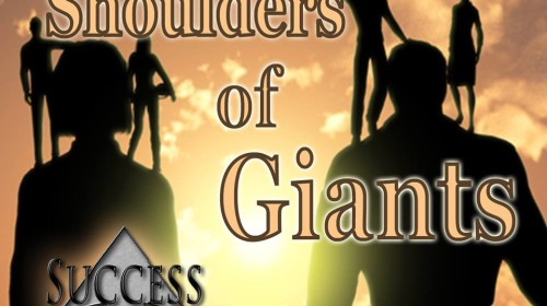 SF #190 - On the Soulders of Giants - ALBUM ART