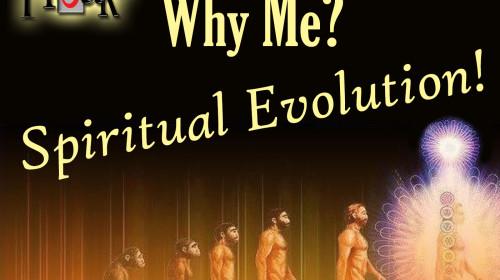 SF #192 - Why Me Spiritual Evolution - ALBUM ART-AR