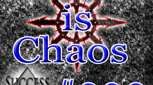 SF #200 - Success is Chaos - ALBUM ART-AR