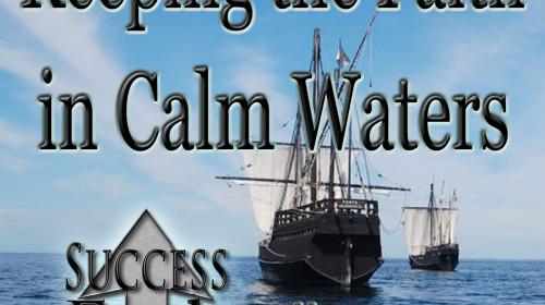 SF #202 - Keeping the Faith in Calm Waters - ALBUM ART-AR