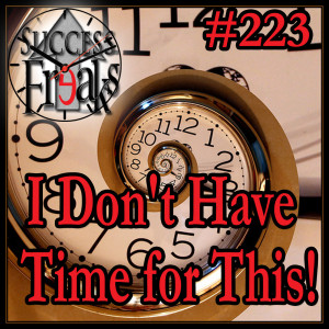 SF #223 -I Don't Have Time for This! - ALBUM ART-AR