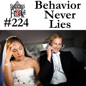 SF #224 - Behavior Never Lies - ALBUM ART-AR