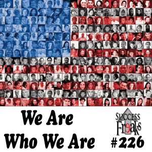 SF #226 - We Are Who We Are - ALBUM ART-AR