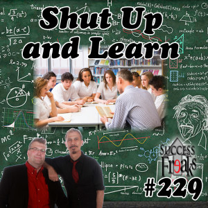 SF #229 - Shut Up and Learn - ALBUM ART-AR