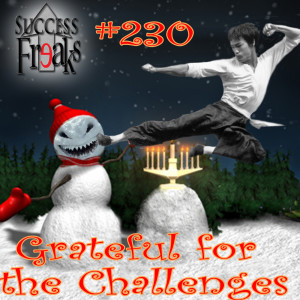 SF #230 - Grateful for the Challenges - ALBUM ART-AR