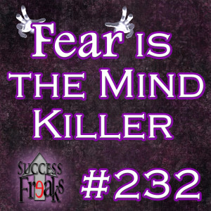 SF #232 - Fear is the Mind Killer - ALBUM ART-AR