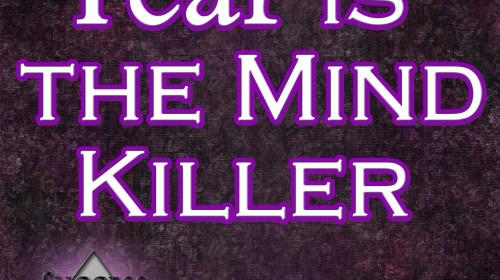 SF #232 - Fear is the Mind Killer - ALBUM ART-AR