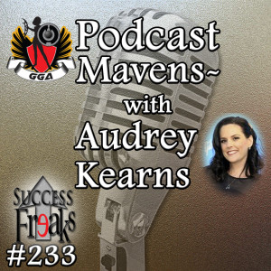 SF #233 - Podcast Mavens with Audrey Kerns - ALBUM ART-AR