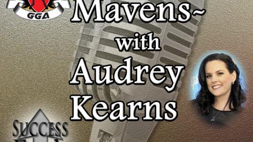 SF #233 - Podcast Mavens with Audrey Kerns - ALBUM ART-AR