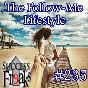 SF #235 - The Follow-Me Lifestyle - ALBUM ART-AR
