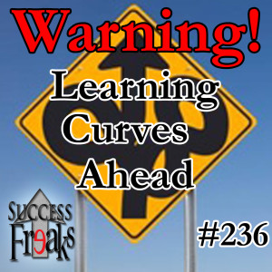 SF #236 - Warning! Learning Curves Ahead - ALBUM ART-AR