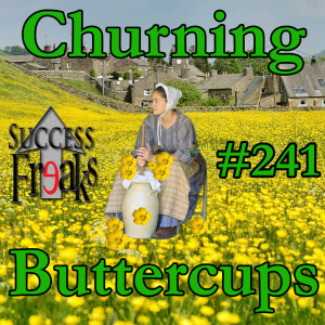 SF #241 - Churning Buttercups - ALBUM ART-AR