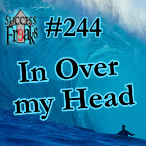 SF #244 - In Over my Head - ALBUM ART-AR