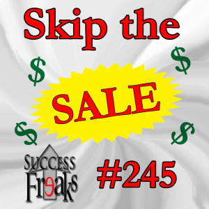 SF #245 - Skip the Sale - ALBUM ART-AR