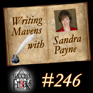 SF #246 - Writing Mavens with Sandra Payne - ALBUM ART-AR