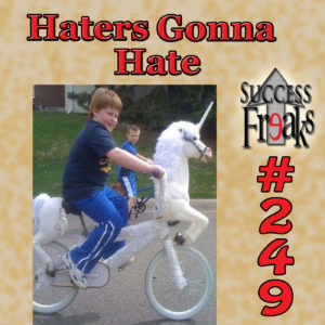 SF #249 - Haters Gonna Hate - ALBUM ART-AR
