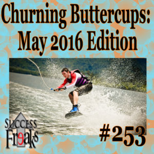 SF #253 - Churning Buttercups- May 2016 Edition - ALBUM ART-AR