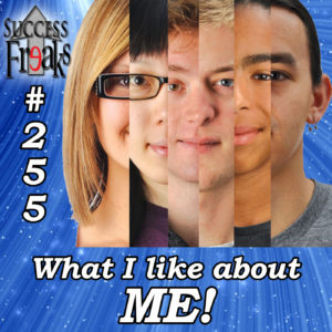 SF #255 - What I Like About Me! - ALBUM ART-AR