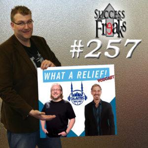 SF #257 - What a Relief - ALBUM ART-AR